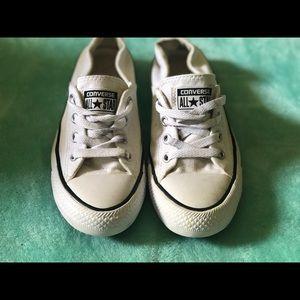 Converse slip on sneakers!